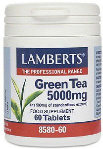Lamberts Green Tea 5000mg (providing 250mg catechins)