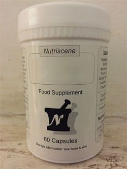 Nutriscene Juglans Plus (Multi Para Cleanse) - Reformulated to Punica Plus
