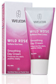 Weleda Wild Rose Smoothing Day Cream